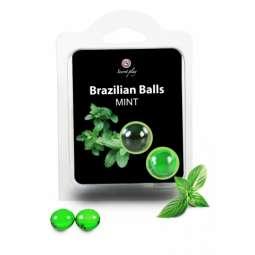 Set de 2 Brazilian Balls Menta