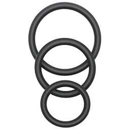 Trio Rings Set Pleasures