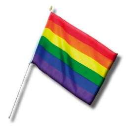 Banderín Pequeño LGTB