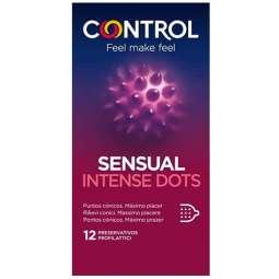 control sensual intense dots