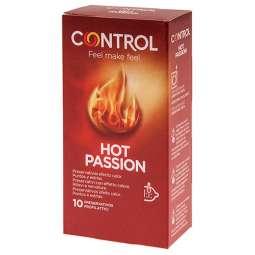 Preservativos Control Hot...