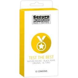 Preservativos Secura Test...