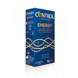 PRESERVATIVO CONTROL ENERGY