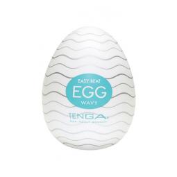 Huevo Masturbador EGG WAVY