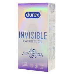 DUREX INVISIBLE EXTRA...