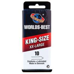 WORLDS BEST KING SIZE...
