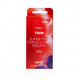 Condones Ultrafinos THIN