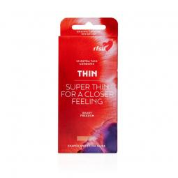 Condones Ultrafinos THIN De...