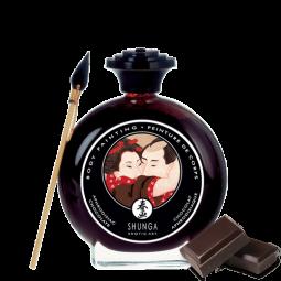 Pintura de Chocolate Negro...
