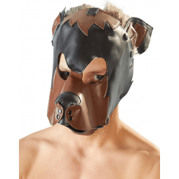 Máscara Cabeza De Perro Dog...